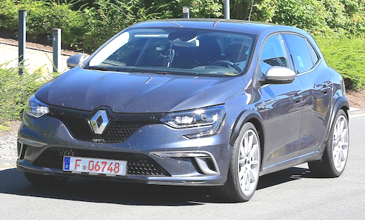 2019 Renault Clio RS Rumors
