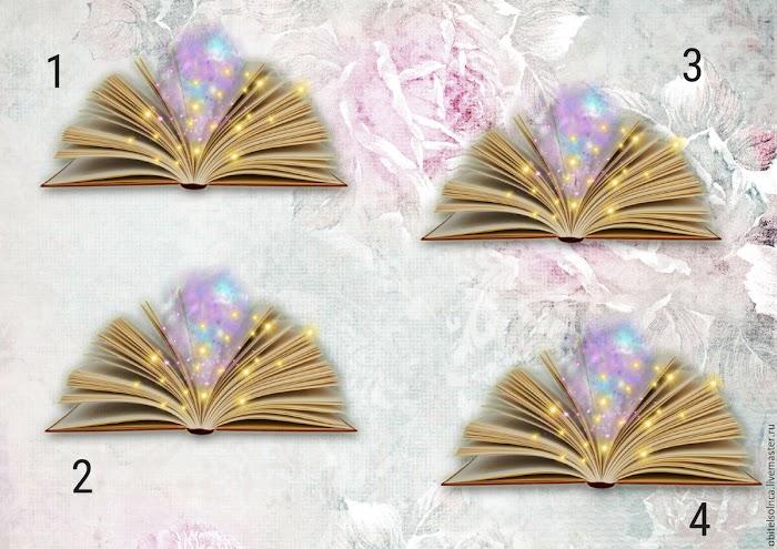 Эзотерический тест: выбранная книга предскажет ваше будущее