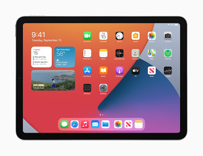 Apple iPad Air (2020) - Display - techmobileworld