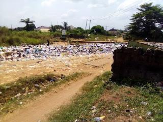 Dustbin Street In Owerri