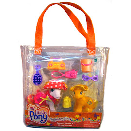 My Little Pony Summer Shores Accessory Playsets G3 Pony