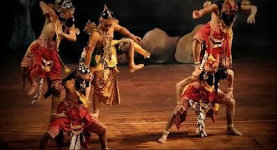 Tari Wayang Sunda
