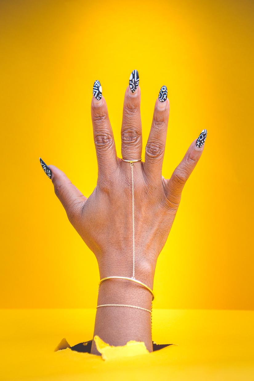 Sweenee Gold Ring Chain Bracelet!!!
