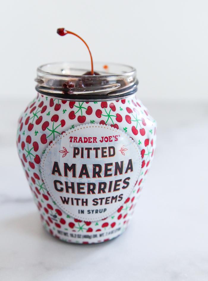 Trader Joe's Amarena Cherries review