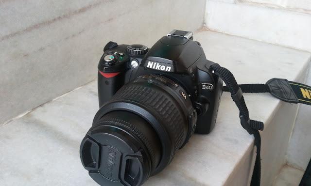 Spesifikasi dan Harga Kamera Nikon D40