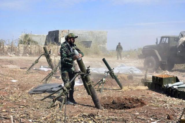 Μια «ζώνη ασφαλείας» στη β. Συρία εξετάζουν Τούρκοι και Αμερικανοί