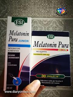 Melatonin Pura Activ, Melatonin Pura Activ, melatonin, เมลาโทนิน ช่วยให้หลับง่ายขึ้น ตัวช่วยอาการ Jet lag, diary on tour