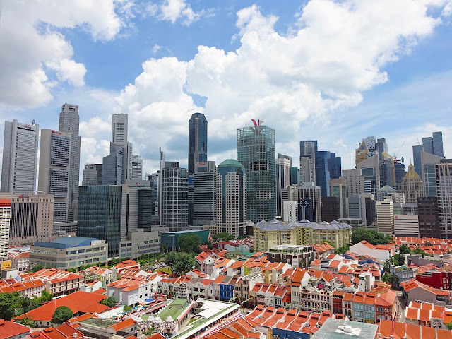 6 Romantic Places To Visit In Singapore For Honeymoon