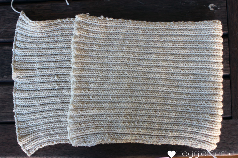 Knit A Simple Cushion Cover Free Pattern Veggie Mama