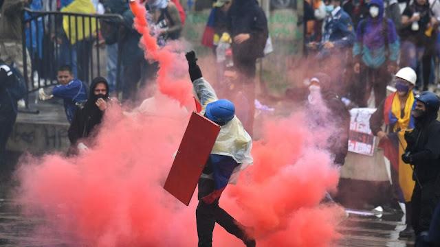 COLOMBIA: Aumenta presión contra Duque tras una semana de protestas
