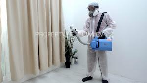 Jasa Penyemprotan Disinfektan