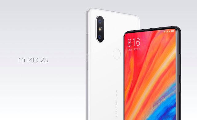 Xiaomi Mi Mix 2S Hadir dengan Dual Kamera