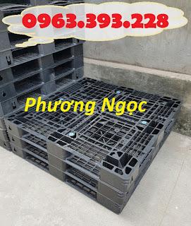 Pallet nhựa cũ, pallet nhựa kê hàng, pallet nhựa nâng hàng đã qua sử dụng 3a0d0706a53e4060192f