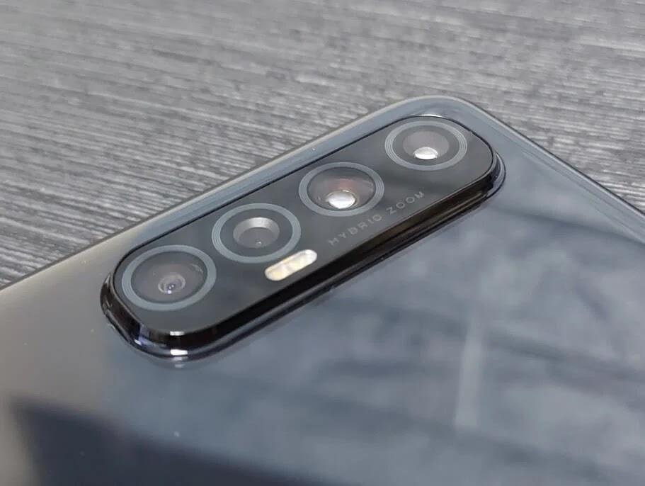 OPPO Reno3 Pro 64MP Quad Rear Cameras