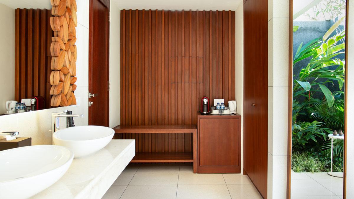 Bathroom Villa Interior - Architectural Photography