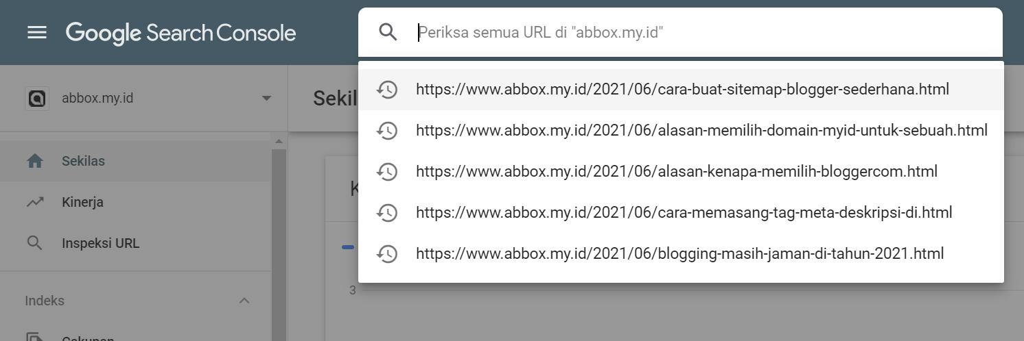 Cara Submit Artikel Blog Agar Terindex di Google
