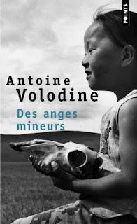 Des Anges Mineurs - Antoine Volodine