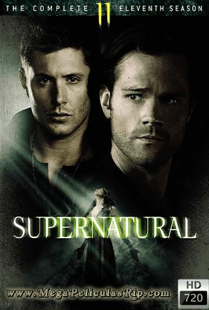 Supernatural Temporada 11 [720p] [Latino-Ingles] [MEGA]