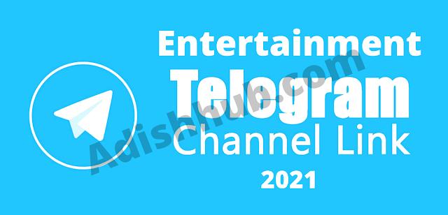 1100+ Entertainment Telegram Group Links & Channels List 2021