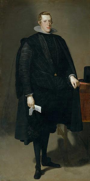 Диего Веласкес - Портрет Филиппа IV (1623-1627)