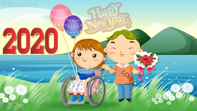 2020 Photos Love New Year