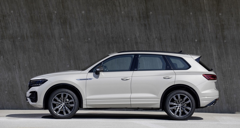 Volkswagen Touareg One Million Edition