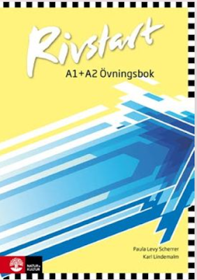 كتاب 02 Rivstart A1+A2 Övningsbok