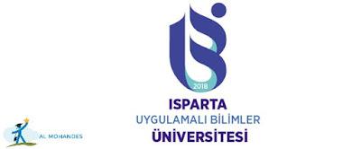 اسبارطة للعلوم التطبيقية ( İsparta Uygulamalı Bilimler Üniversitesi ) مفاضلة 2020