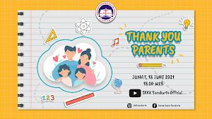 Thank You Parents