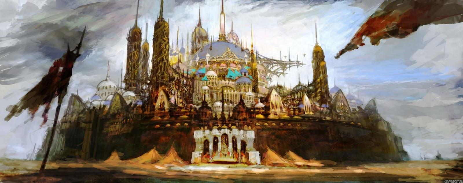 Final Fantasy Hd Wallpaper Final Fantasy Xiv