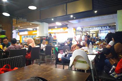 Nongkrong di Tong Tji Tea House Mall Boemi Kedaton Lampung