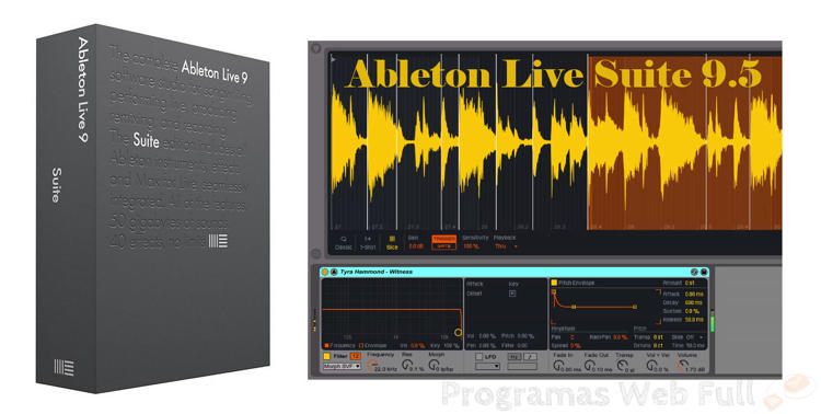 ableton live 9 suite win 32 bit crack