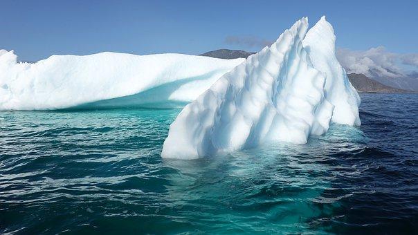 Melting Iceberg.