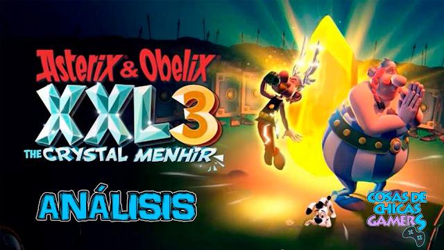Análisis Asterix y Obelix XXL 3 y el cristal de Menhir para PlayStation 4
