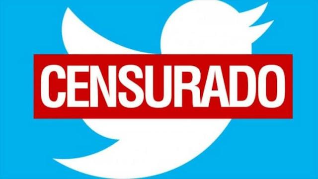Twitter censura a decenas de periodistas y medios estatales de Cuba