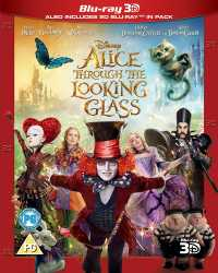 Alice Through the Looking Glass 3D Half OU Hindi Dual Audio 720p 1080p