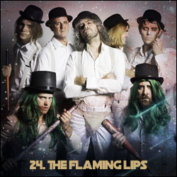 The 24 Greatest Bands In The World Right Now: 24. The Flaming Lips