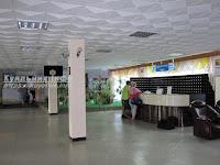 Хол холл ресепшн санаторий Куяльник Одесса