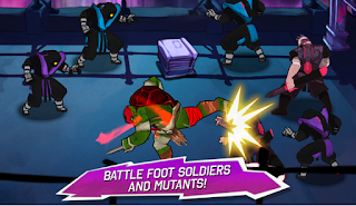 TMNT: Brothers Unite