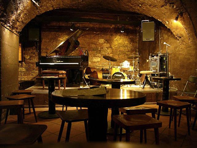 Casa noturna Jazzkeller em Frankfurt