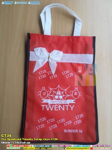Tas Spunbond Twenty Tetap Jaya 1720