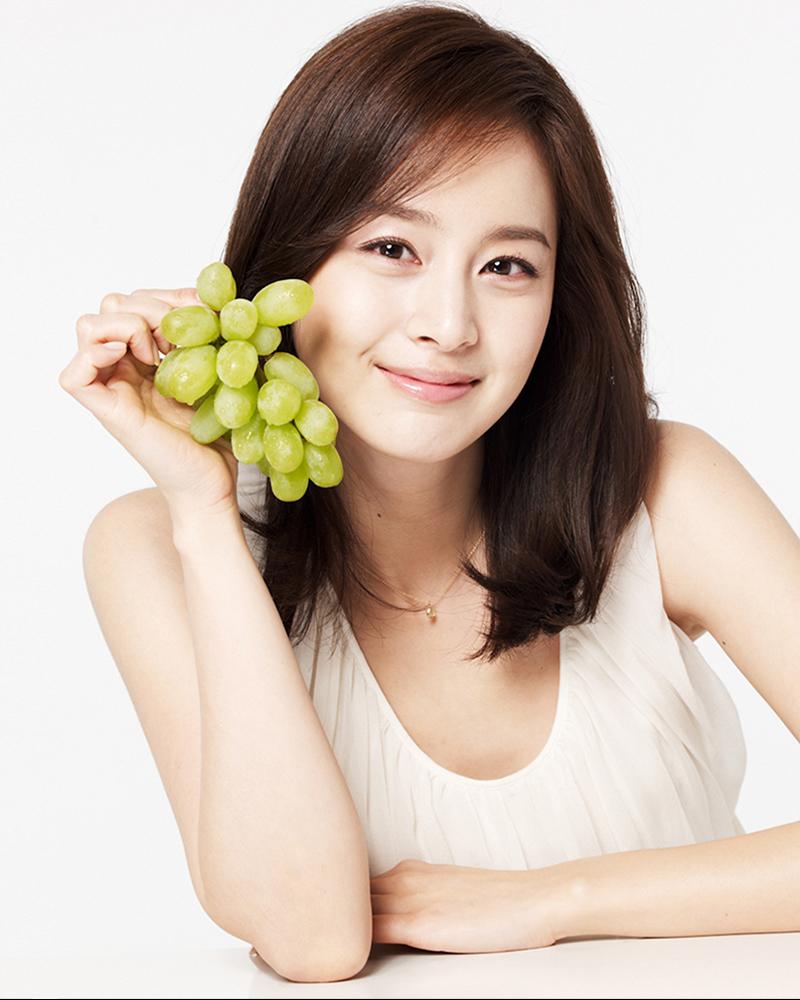 Kim Tae-hee artis korea selatan seksi dan manis