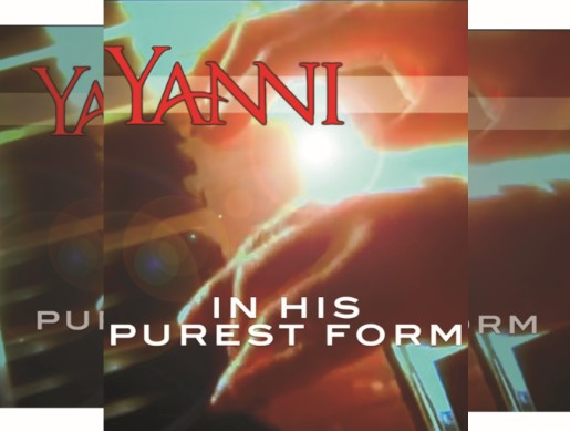 Yanni's Music: In His Purest Form - Album (12 Songs): Nostalgia, Farewell, If I Could Tell You, The Mermaid, Whispers in the Dark and More..