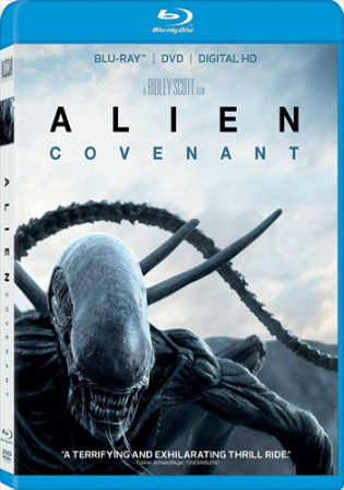 Alien Covenant 2017 BRRip 999Mb Hindi Dubbed Dual Audio ORG 720p Watch Online Full Movie Download bolly4u