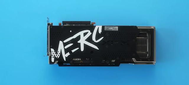 XFX-Radeon-RX-6800-XT-Speedster-MERC-319-Back-plate-back-View