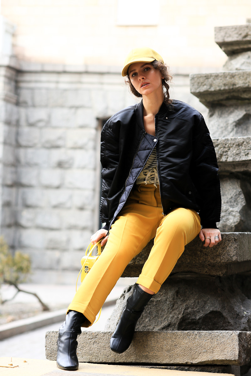 street style blogger instagram