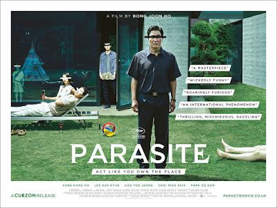 Parasite - Drama komedi dengan cerita gelap merupakan gaya penggambaran Bong Joon Ho