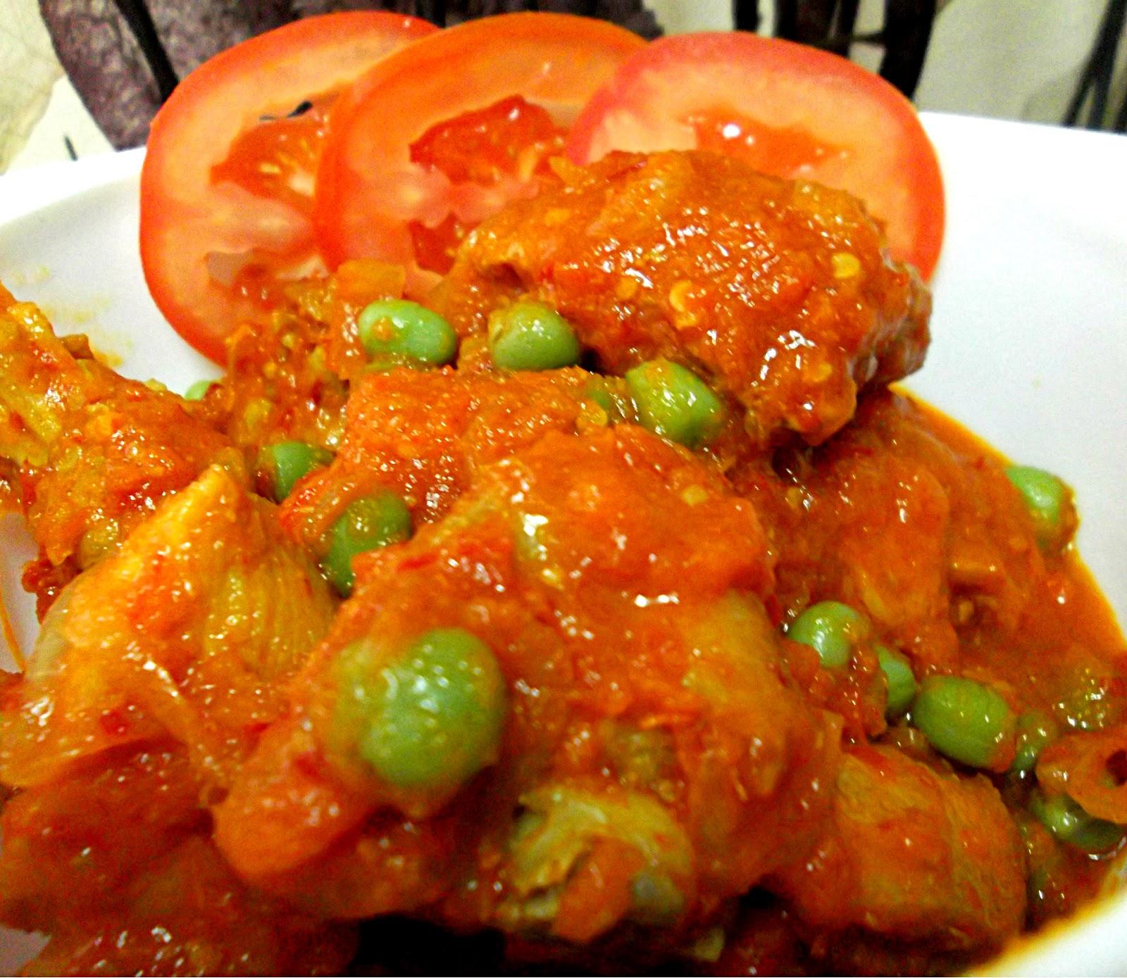 Set Nasi Tomato