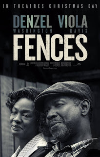 Fences - Poster & Trailer