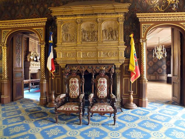 visitar palacios en Orléans